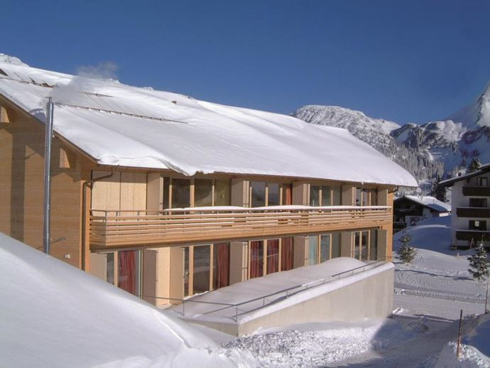 Caroline´s Appartement in Warth